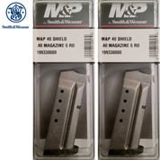 S&W Smith & Wesson M&P Shield .40SW 6 Round Magazine 2-PACK 19933