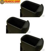 Pearce Grip Glock 42 43 Grip Frame Cavity Insert 3-PACK PG-FI42
