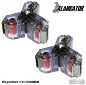 Alangator TM1 TRIMAG Ruger 10/22 Clip Connector 2-PACK