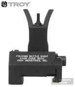 TROY Folding FRONT Battle Sight 0.50 MOA Adjustments SSIG-FBS-FMBT-00
