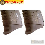 "Pearce Grip PG-XD45 Springfield XD45 Extension 2-PACK Add 5/8"" Grip"