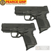 Pearce Grip PG-XDS Springfield XDS XDE XDS MOD2 Grip Extension 2-PACK 5/8""