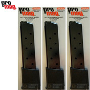 ProMag 1911 Government .45 ACP 10 Round MAGAZINE 3-PACK COL04