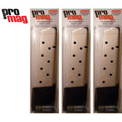 ProMag 1911 GOVERNMENT .45 ACP 10 Round MAGAZINE 3-PACK COL04N