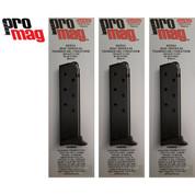 PROMAG BRA01 Bersa 383A 95 Thunder 380 Firestorm 7 Round .380 Magazine 3-PACK