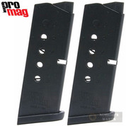 ProMag SMI20 Smith & Wesson BODYGUARD .380ACP 6 Round MAGAZINE 2-PACK S&W