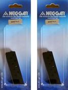 2-Pack Mec-Gar Beretta 21 Bobcat 25ACP 9Rd Drop-Free Magazines MGPB2109B