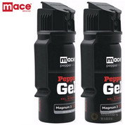 MACE Pepper Spray GEL STREAM 18ft Magnum 3 80269 2-PACK