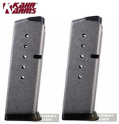 KAHR K40 & ALL Kahr 40S&W (except T40 TP40) 6 Round Magazine 2-PACK K420