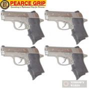 Pearce Grip PG-MK9 Kahr MK9/K9/39/K40 Colt Pocket 9 Grip Ext x 4