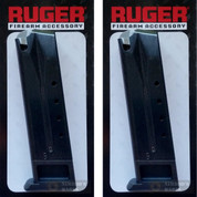 RUGER 90088 P89/P93/P94/P95/PC9 10Rd 9mm Magazine 2-PACK