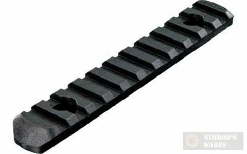 MAGPUL MOE Polymer Rail Section 11-Slots (L5) MAG409-BLK