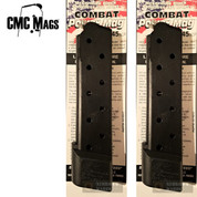 Chip McCormick 1911 COMBAT Power .45 ACP 10 Round Magazine 2-PACK 16150-C