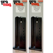 ProMag Magnum Research Desert Eagle .44M 8 Round Magazine MAG04 2-PACK