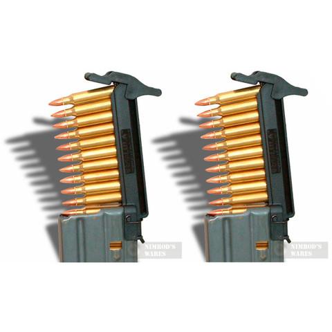Maglula SL50B Strip LULA Speed Loader 2-PACK .223/5.56