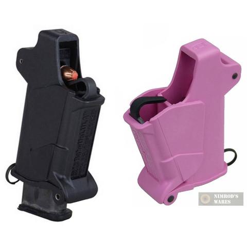 Butler Creek BABY UpLULA Pistol Mag Loaders 22-.380 BLACK + PINK 24223 24223P