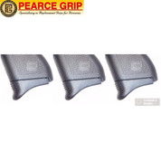 "Pearce Grip GLOCK 43 G43 Grip Extension 3-PACK 0.75"" PG-43"