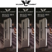 Wilson Combat 1911 ETM Elite Tactical 9mm 10 Round Magazine 3-PACK 500-9