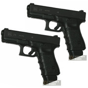 Pearce PGGP 2-PACK Glock 9mm/40SW/357Sig Extensions for Hi-Cap Magazines Add 1-3 Rds