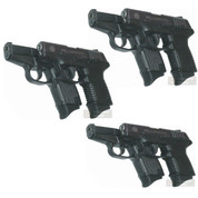 Pearce Grip PG-11 3-PACK Taurus PT111 / KelTec P11 Grip Extensions