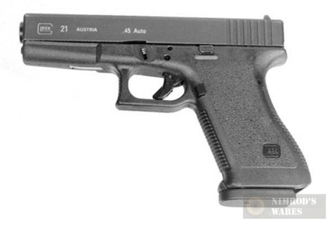 Pearce Grip PG-2021 ALL Glock 20 21 Mags Grip Enhancer Add 1/4""