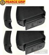 Pearce Grip GLOCK Gen4 Gen5 Grip Frame INSERT 2-PACK Compact/Full PG-G4MF