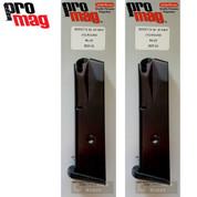 ProMag Beretta M96 Model 96 .40 S&W 10 Round Magazine 2-PACK BER02