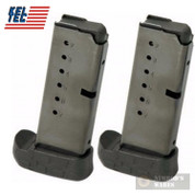 KEL-TEC PF9 9mm 8 Round Extended Magazine 2-PACK PF9-808