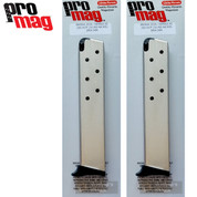 ProMag BRA04N MAGAZINE 2-PACK Bersa 383A 95 Thunder 380 .380 10 Rounds