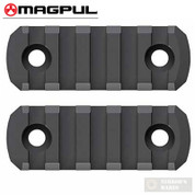 MAGPUL Rail Section 5 SLOTS M-LOK Polymer MAG590 2-PACK