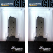 Sig Sauer P290 9mm 8 Round Extended Magazine 2-PACK MAG290-9-8-X