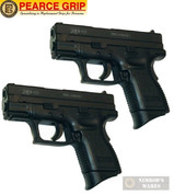 Pearce Grip PG-XD Springfield XD Grip Extension 2-PACK Add Control