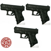 "Pearce Grip GLOCK 26 27 33 39 1"" Grip Extension 3-PACK PG-26XL"
