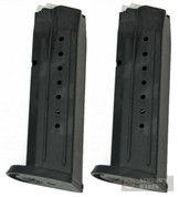 S&W M&P 9mm 17 Round Factory Magazine 2-PACK Bulk Packaging 19440 39490