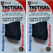 Pachmayr Tactical Grip Glove 2-PACK for Ruger LC9 LC380 SR9C / Sig P938 P238 / Kahr PM9 PM40 05177