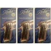 Kimber 1000139A 3-PACK 1911 9mm 8Rd Magazines Compact/Ultra/Colt Officer