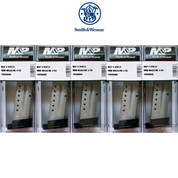 Smith & Wesson M&P SHIELD MAGAZINE 5-PACK 9mm 8 Rounds 19936 S&W