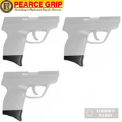 Pearce Grip PG-TCP Taurus TCP .380ACP Grip Extension 3-PACK Add Grip