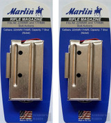 MARLIN 705246 7 Round Magazine 2-PACK ALL 22WMR 17HMR Rifle Bolt Actions