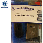 Smith & Wesson Bodyguard 380 6 Round MAGAZINE w/ 2 Plates 19930