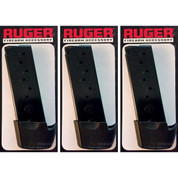 RUGER 90404 LC9 LC9S 9mm 9-Round Magazine 3-PACK + Grip Extensions OEM