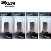 Sig Sauer P938 9mm 7 Round Magazine 4-PACK MAG-938-9-7