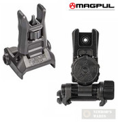 Magpul MBUS Pro FRONT + LR Adjustable REAR Steel Sights MAG275 + MAG527