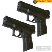 Pearce Grip PG-XDM Springfield XDM Compact Ser. Grip Extension 2-PACK