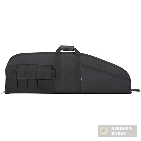 "ALLEN Co. TACTICAL Gun / Rifle Case 37"" 6 Pockets 1064"
