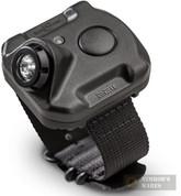 SureFire WristLIGHT Hands-Free Tactical 15/60/300 Lumens 2211-A-BK-PLM