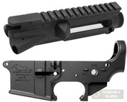 ANDERSON Mil Spec Forged .223 / 5.56 Stripped Upper + Lower Receiver SET AR15-A3-UPFOR-UM + AR15-A3-LWFOR-UM