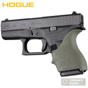 HOGUE GLOCK 42 43 G42 G43 + MORE! GRIP SLEEVE OD Green 18201