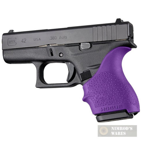 HOGUE GLOCK 42 43 G42 G43 + MORE! GRIP SLEEVE PURPLE 18206