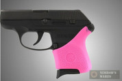 HOGUE 18107 Hybrid Ruger LCP .380 PINK Grip Sleeve